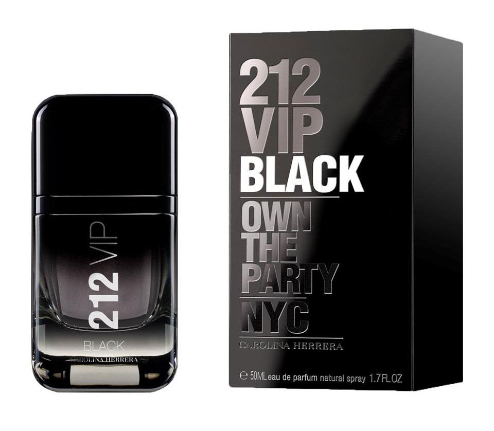 212 VIP BLACK MEN EDP 100ML FORMATO PROBADOR