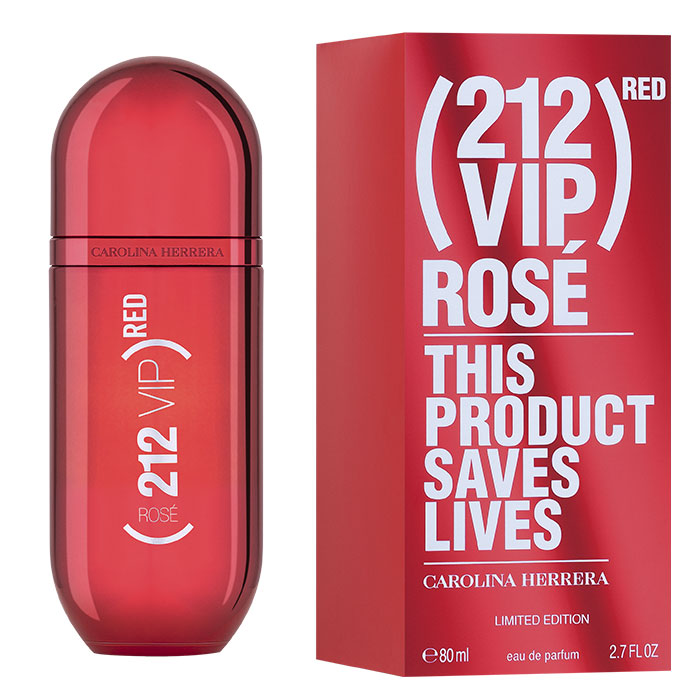 212 VIP RED EDP 80 ML