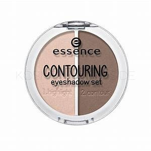 ESSENCE CONTOURING EYESHADOW SET 01 2,4 GR TESTER ~