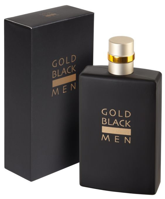 GOLD BLACK EDT 100 ML