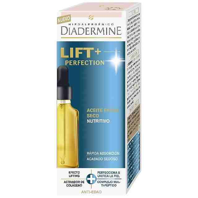 DIADERMINE LIFT+ PERFECTION ACEITE FACIAL SECO REGULAR