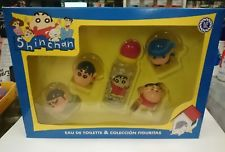 SET SHIN CHAN EDT 50 ML + FIGURAS