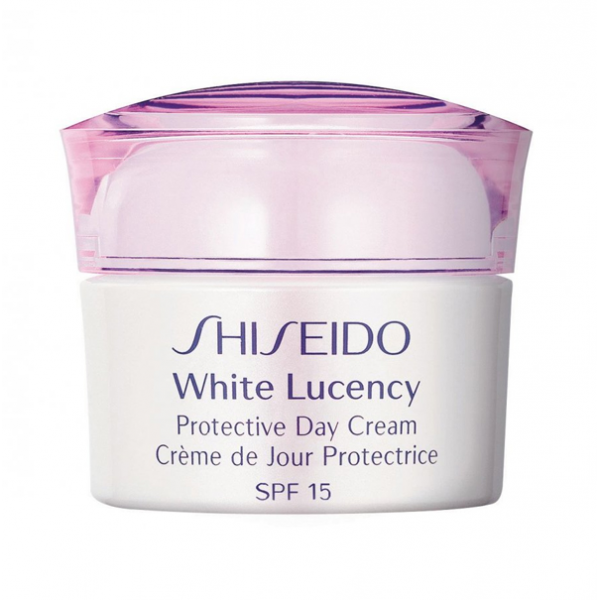 SHISEIDO WHITE LUCENCY PROTECTIVE DAY CREAM SPF15 40 ML @