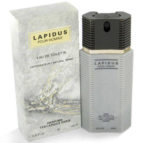 LAPIDUS POUR HOMME AFTER-SHAVE 50ML REGULAR