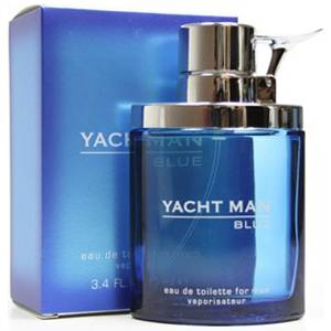 YACHT MAN BLUE EDT 100 ML TESTER