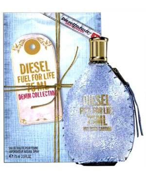 DIESEL FUEL FOR LIFE FEMME DENIM COLLETION EDT 75ML @