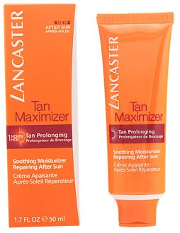 LANCASTER TAN MAXIMIZER PROLONGADOR DE BRONCEADO 50 ML