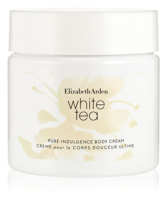 ELIZABETH ARDEN WHITE TEA PURE INDULGENCE BODY CREAM  400 ML @