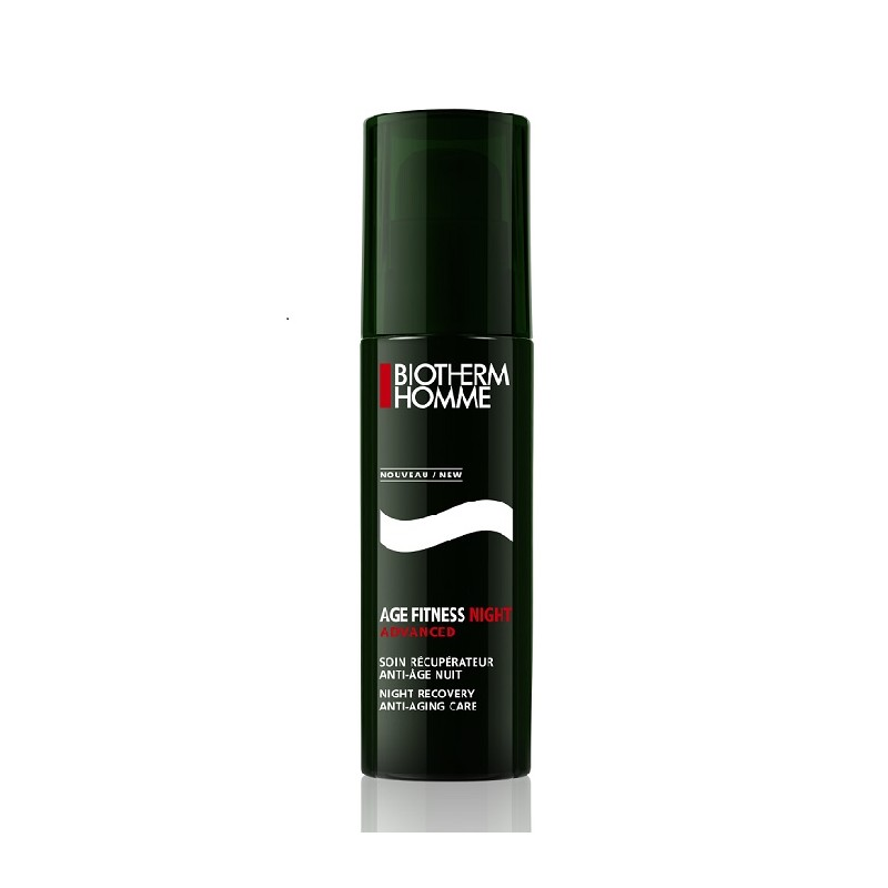 BIOTHERM HOMME AGE FITNESS NIGHT ADVANCED RECOVERY ANTi-AGING TRATAMIENTO RECUPERADOR 50 ML