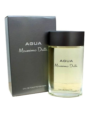 MASSIMO DUTTI AGUA AFTER SHAVE 100ML REGULAR