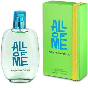 MANDARINA DUCK ALL OF ME MAN EDT 100 ML @
