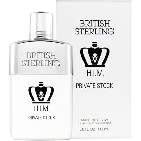 BRITISH STERLING PRIVATE STOCK HIM EDT 112 ML REGULAR