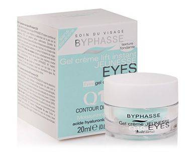 BYPHASSE CREMA LIFT INSTANT Q10 CONTORNO DE OJOS 20 ML REGULAR