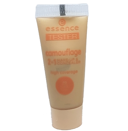 MAQUILLAJE ESSENCE CAMOUFLAGE 2 EN 1 MAKE UP & CONC 10 8 ML @