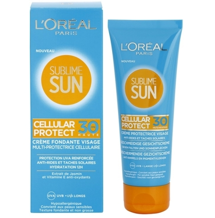 LOREAL SUBLIME SUN CELLULAR PROTECT SPF 30 75 ML