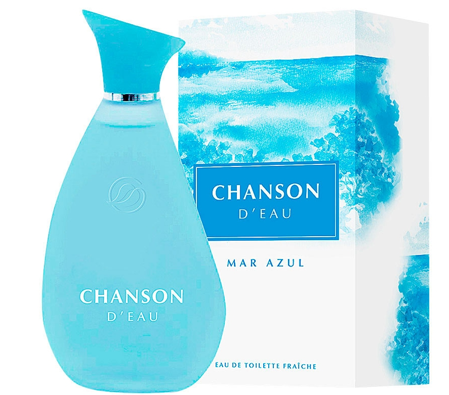 CHANSON D´EAU MAR AZUL WOMAN EDT 100 MLTESTER