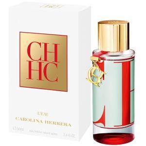 c816cd6aa2 CH L`EAU de Carolina Herrera posee un aroma primaveral de aire clásico  pensado para las muejeres que busquen un perfume no demasiado denso para ...