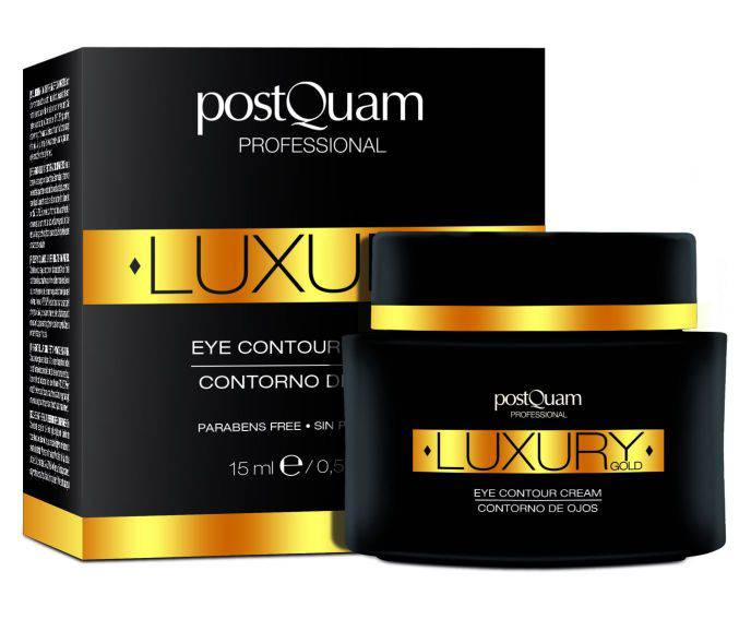 POSTQUAM LUXURY GOLD CONTORNO OJOS 15 ML