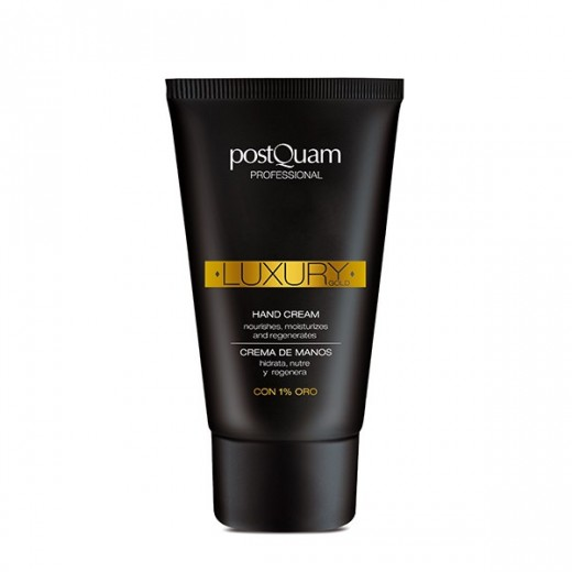 POSTQUAM CREMA DE MANOS LUXURY GOLD TUBO 75 ML