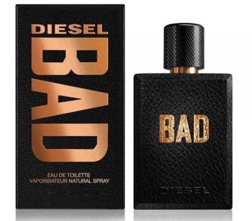 DIESEL BAD EDT 75 ML @