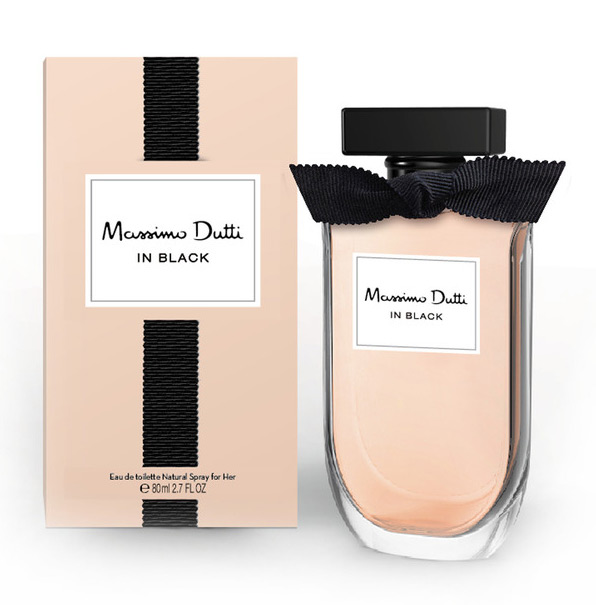 MASSIMO DUTTI IN BLACK FOR HER EDT 80ML @