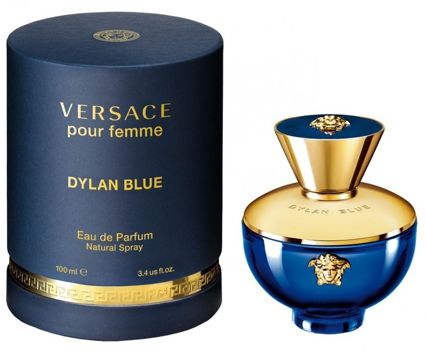 VERSACE DYLAN BLUE WOMAN EDP 100ML @