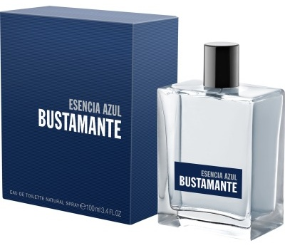 BUSTAMANTE ESENCIA AZUL EL EDT 100 ML @