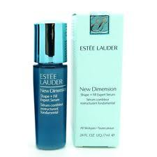 ESTEE LAUDER NEW DIMENSIONS SHAPE +FILL EXPERT SERUM TENSOR RELLENO LIFTING 30 ML