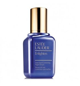 ESTEE LAUDER ENLIGHTEN DARK SPOT CORRECTING NIGHT SERUM ANTI MANCHAS TODO TIPO PIELES 30 ML