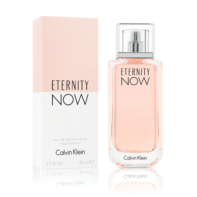 CK ETERNITY NOW WOMAN EDP 30 ML  (Sin caja)
