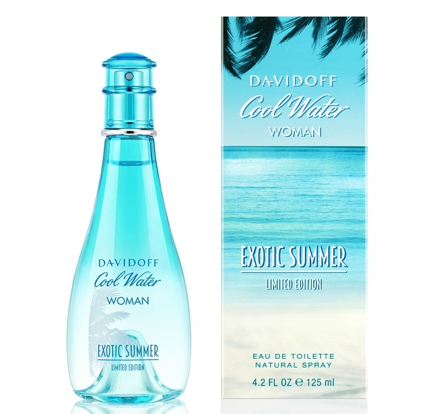 COOL WATER WOMAN EXOTIC SUMMER EDT 100 ML @