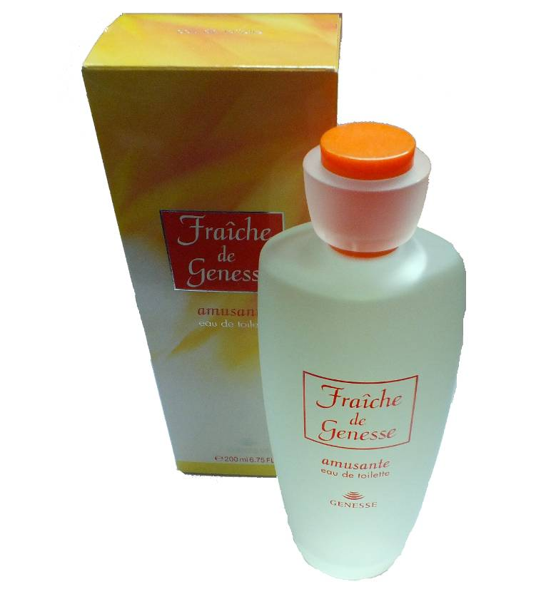 2x1 FRAICHE DE GENESSE AMUSANTE EDT 200 ML REGULAR (NO VAPO) (2 unidades)