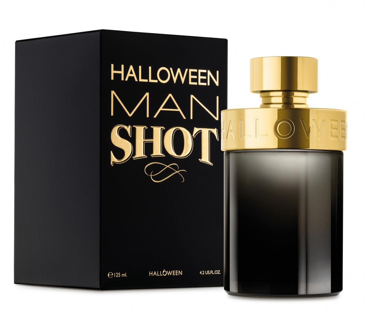 JESUS DEL POZO HALLOWEEN SHOT MAN EDT 125 ML