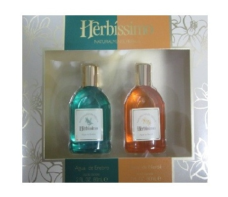 SET HERBISSIMO AGUA DE ENEBRO DE 60 ML + AGUA DE NEROLI EDT 60 ML REGULAR