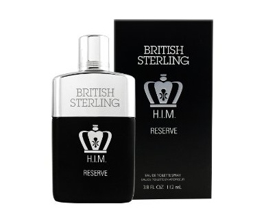 BRITISH STERLING RESERVE HIM EDT 112 ML REGULAR