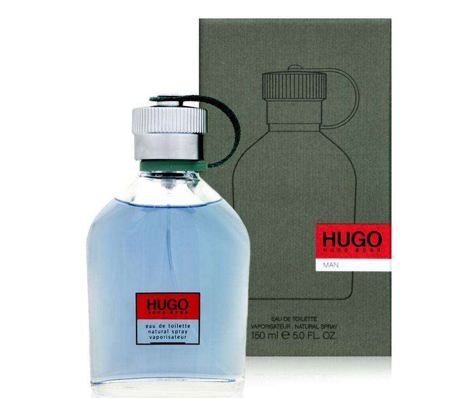 HUGO MAN EDT 125ML @
