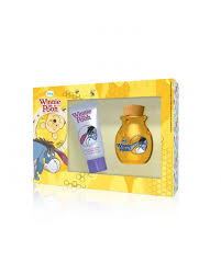 SET WINNIE THE POOH EEYORE EDT 50 ML + GEL DUCHA 75 ML