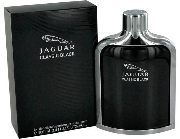 JAGUAR CLASSIC BLACK EDT 100 ML @