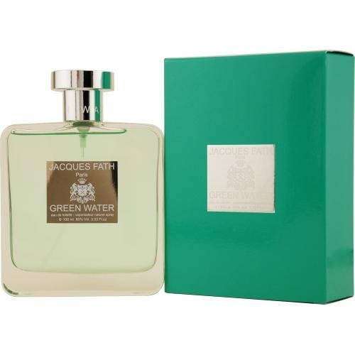 JACQUES FATH GREEN WATER MAN EDT 75 ML @