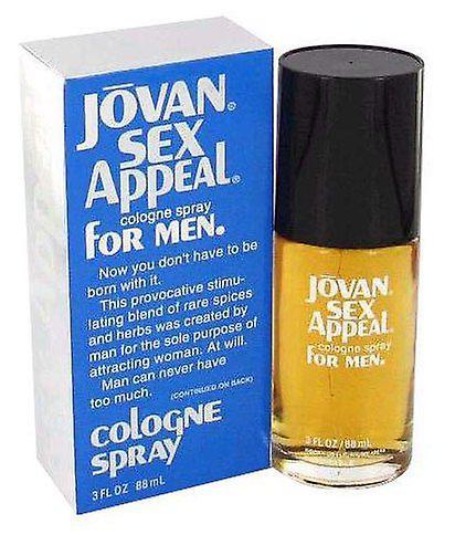 ASTOR JOVAN SEX APPEAL MEN EDT 88 ML TESTER