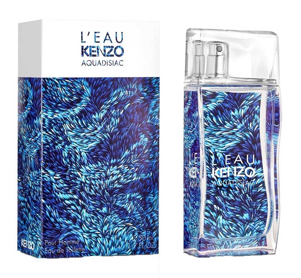 KENZO L´EAU PAR KENZO AQUADISIAC POUR FEMME EDT 50 ML