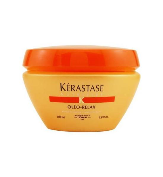 2df9e9f00 Productos de peluquería Kérastase. NUTRITIVE OLEO-RELAX Masque. Mascarilla  suavizante para cabellos muy secos y rebeldes. Disciplina y relaja la fibra  ...