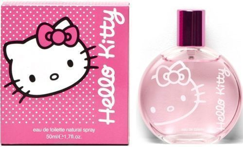 HELLO KITTY  EDT 50 ML (Sin caja)