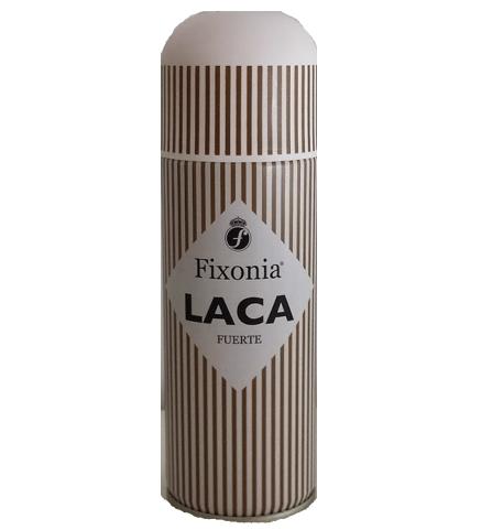 FIXONIA LACA FUERTE DORADA 250 ML TESTER