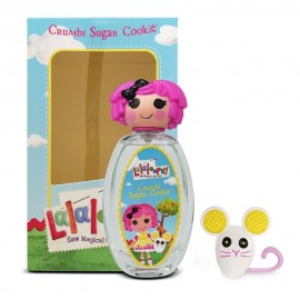 SET LALALOOPSY DOT CRUMBS SUGAR COOKIE EDT 50 ML + TRABA PELO
