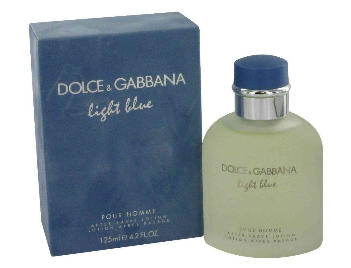 D&G LIGHT BLUE MAN EDT 125ML @