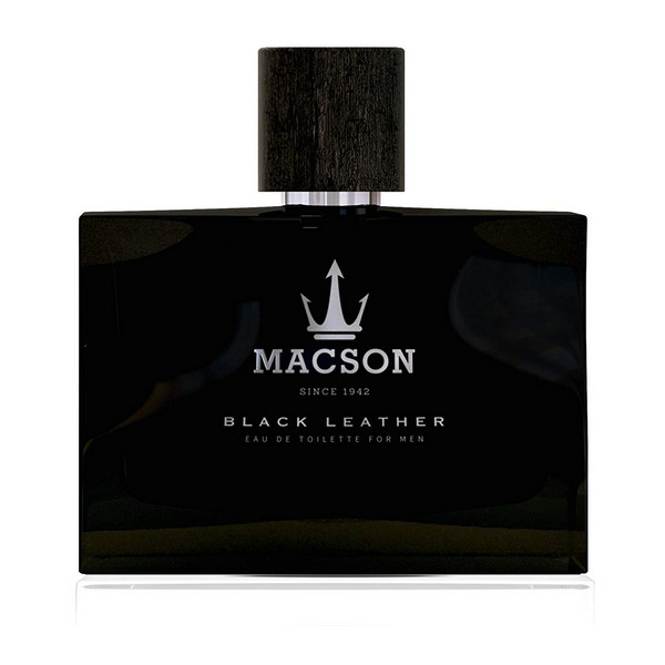 MACSON BLACK LEATHER EDT 100 ML TESTER (Sin caja)