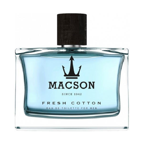 MACSON FRESH COTTON EDT 100 ML TESTER (Sin caja)