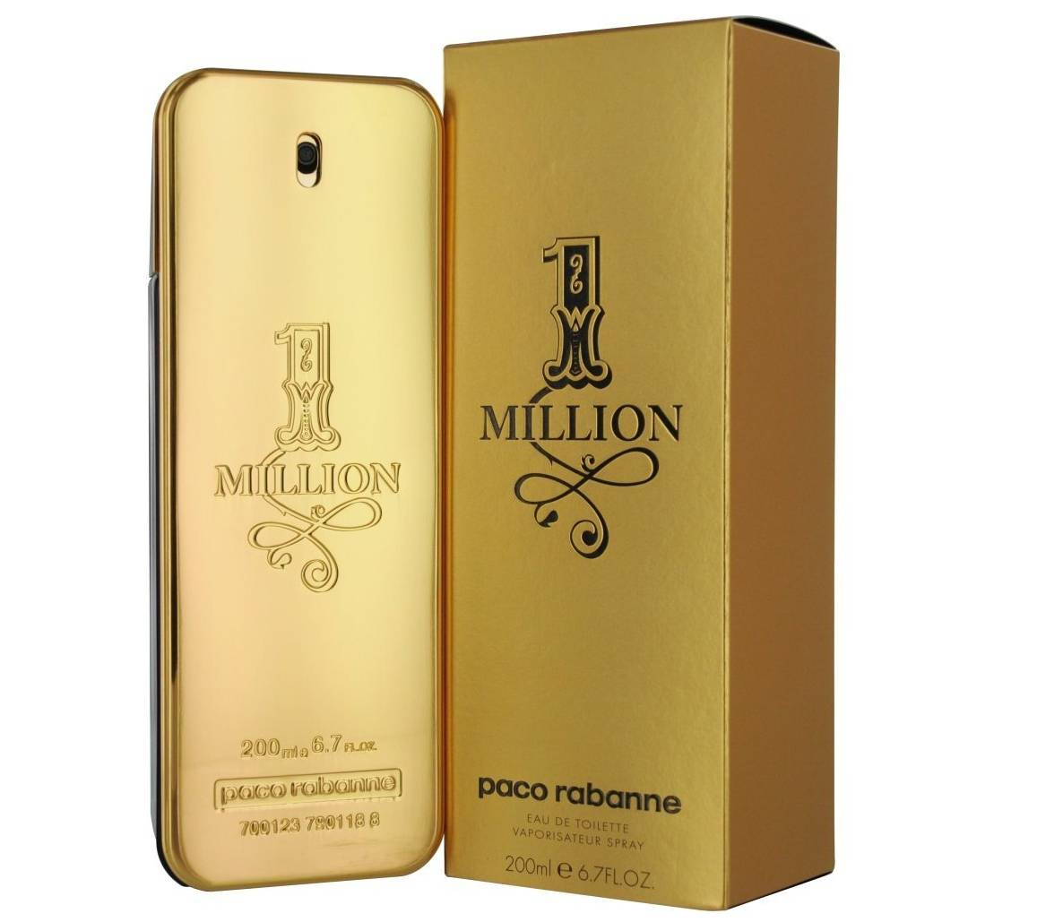 1 MILLION PACO RABANNE EDT 100ML TESTER