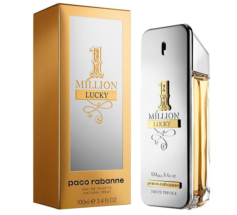1 MILLION LUCKY PACO RABANNE EDT 100ML @